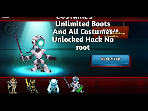 HOW TO DOWNLOAD THE HACK MOD APK OF NINJA JUMP DASH MULTIPLAYER GAME NO ROOT