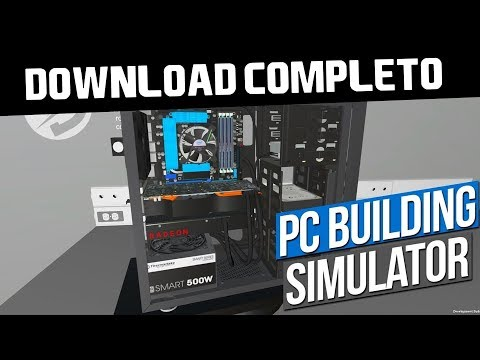 PC Building Simulator (COMPLETO) Torrent Download