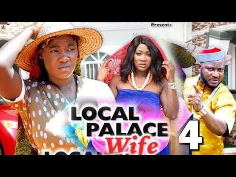 LOCAL PALACE WIFE SEASON 4 - Mercy Johnson - New Movie - 2019 Latest Nigerian Nollywood Movie