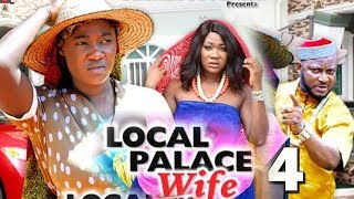 LOCAL PALACE WIFE SEASON 4 - Mercy Johnson | New Movie | 2019 Latest Nigerian Nollywood Movie