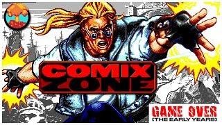 Game Over: Comix Zone (Genesis) - Defunct Games