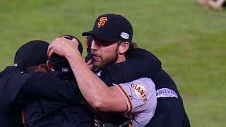 Giants add 2014 Series title to '10, '12