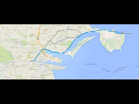 Driving around Dublin, from City Center to Howth 2015. My Edited Video