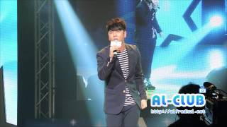 【LIVE】 2014.08.23 許廷鏗 「面具」@CX Singing Contest 2014