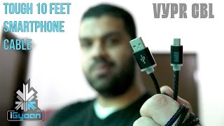 We are checking out VYPR CBL, A tough Nylon Wrapped Rugged Cable fo...