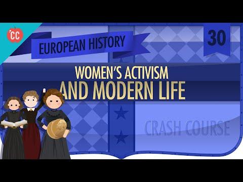 Modern Life: Crash Course European History #30