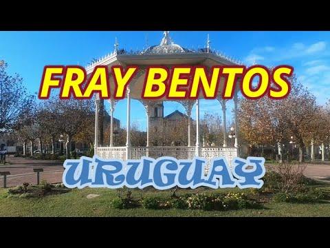 Visitamos Fray Bentos y balneario las Cañas. Uruguay