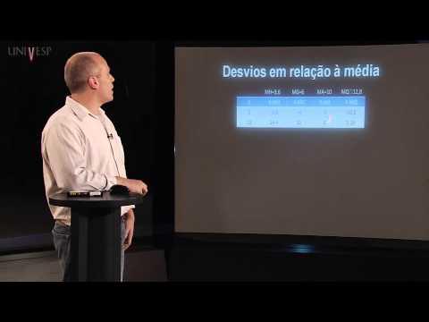 Matemática - Aula 4 - Médias para todos os fins: significado, relações, propriedades