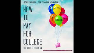 Back 2 School: How to pay for college