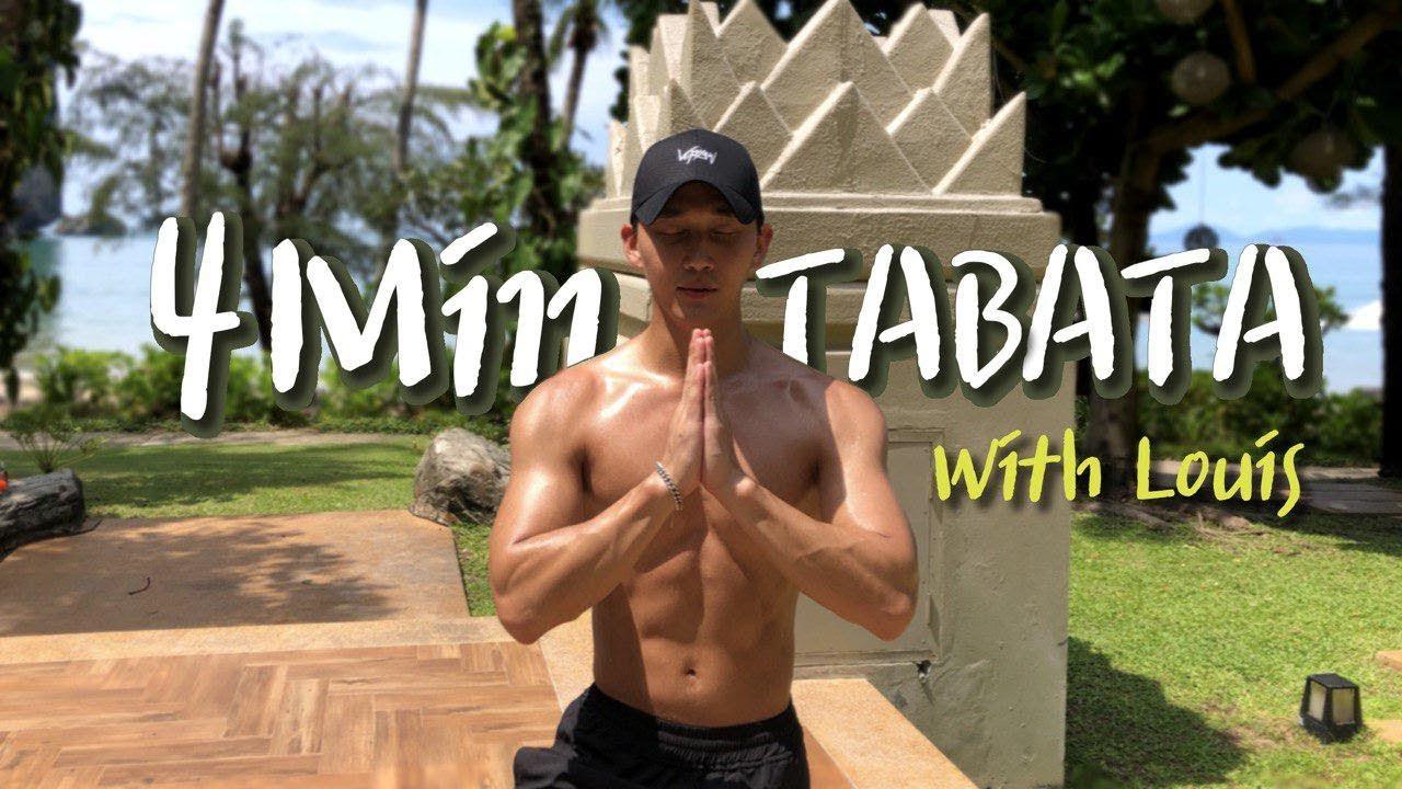 e.58 전신근력 강화 4분 요가 타바타 | 4min Full Body Strength YOGA Tabata