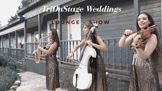 TriOnStage | Weddings | Lounge & Show Performansı #trionstage #düğün