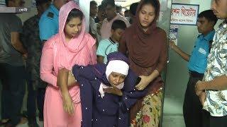 স্বামীকে হারিয়ে শোকে স্তব্ধ স্ত্রী | Feni News