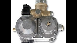 Ремонт редуктора ГБО OMVL HP Газель-Бізнес з двигуном УМЗ 4216.