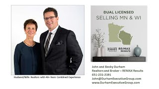 Hudson Wisconsin by John & Becky Durham of the Durham Executive Group