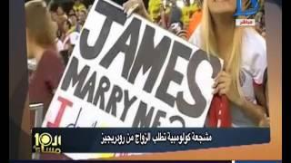 العاشرة مساء|وائل الابراشى مع عبد الرحمن شعلان بطل مصر للسومو الحلقة الكاملة 18-6-2016
