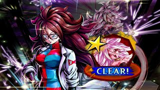 HOW TO BEAT: Android 21 Challenge Battle | Dragon Ball Legends