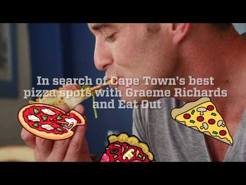 In search of Cape Town's best pizza with Graeme Richards and Eat Out