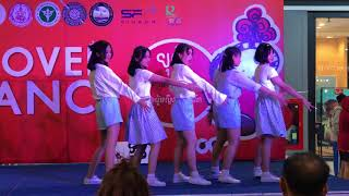 [180909] intro+Red Flovour+Growl+Sunny Summer cover by Chilling Sunday @โรบินสัน ฉะเชิงเทรา
