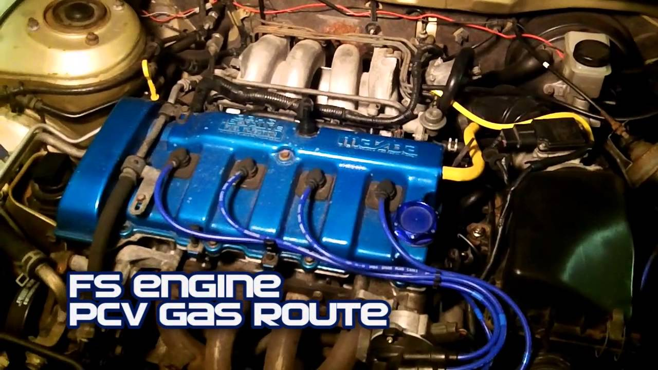 maxresdefault mazda 626 meet the pcv system youtube
