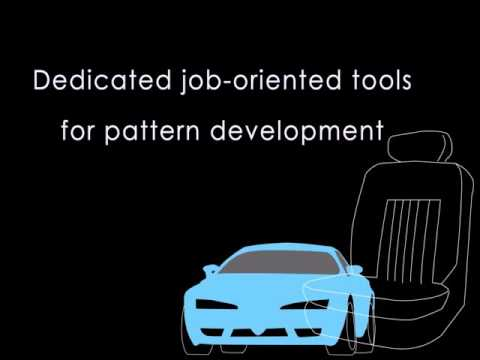 Software para diseño de interiores de autos, 3D y 2D