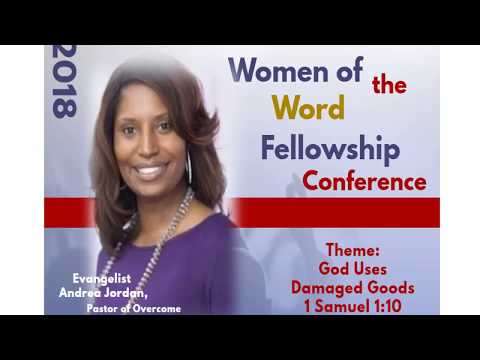 2018 Women Of The Word Fellowship Conference