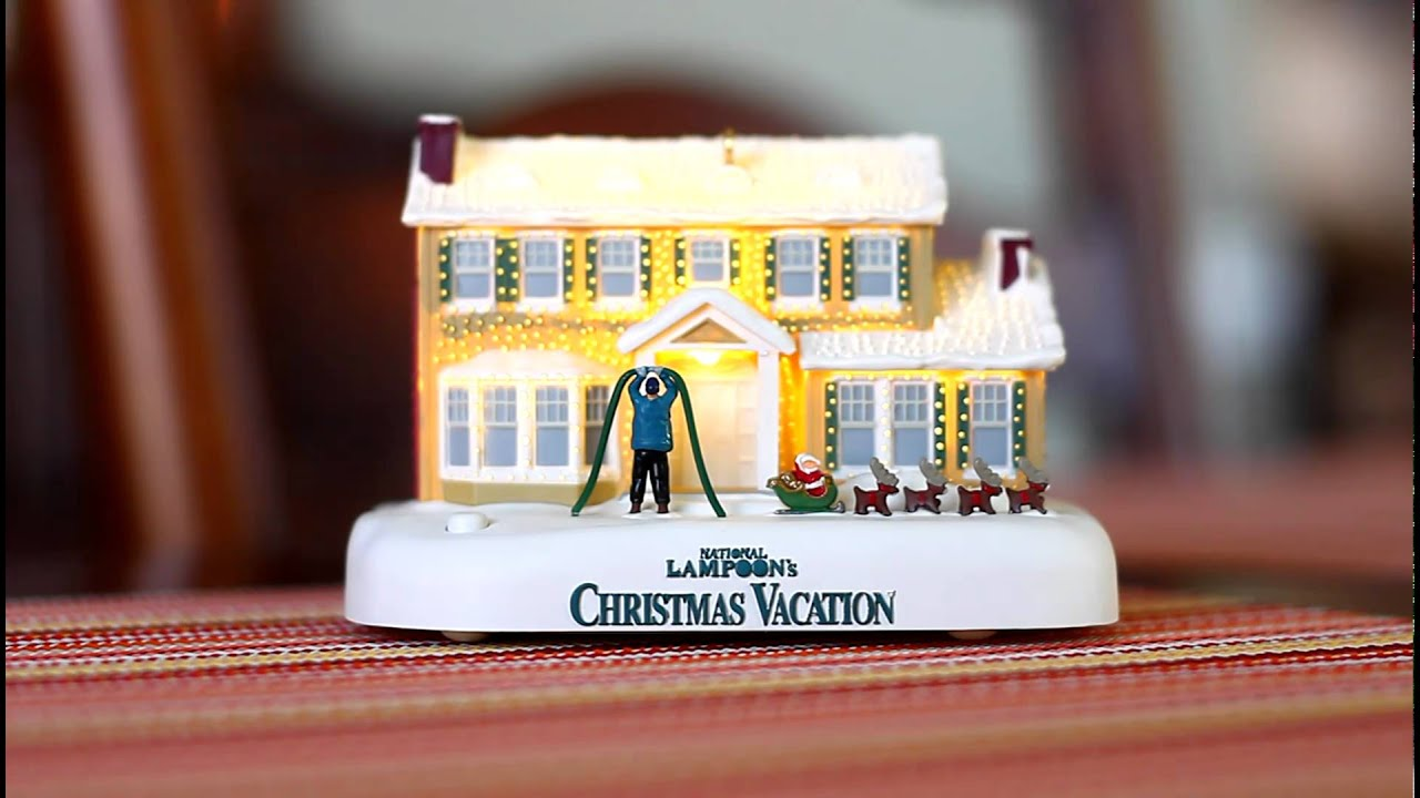national lampoon christmas vacation ornament - National Lampoons Christmas Vacation Decorations
