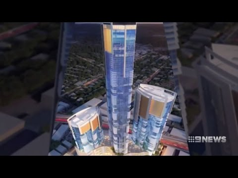 Imperial City: Another high rise proposal for the Gold Coast