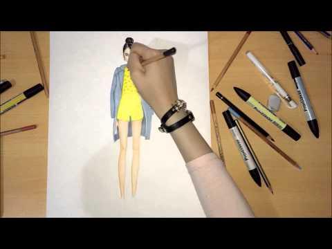 DRAWING TIME LAPSE -ARTİSTİK ÇİZİM