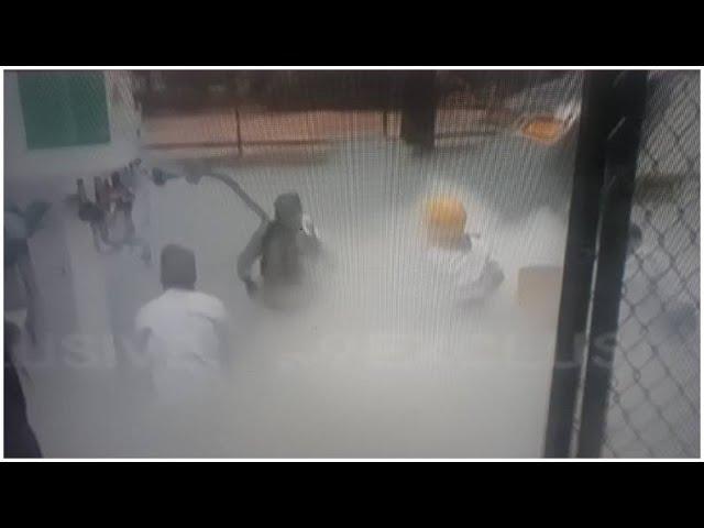 नासिक में ऑक्सीजन टैंकर में हुआ लीकेज