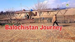 Travel By Train Pakistan Quetta To Chaman Railroad Journey