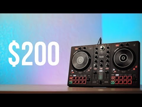 BEST BEGINNER DJ CONTROLLER - UNDER $200