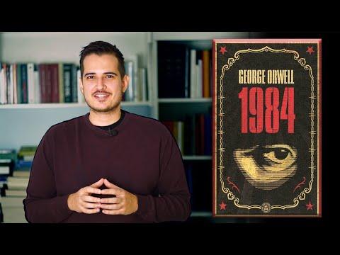 Cain για 1984 [BookReview ep.01]