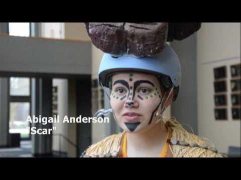 Children's Theatre of Elgin presents Lion King