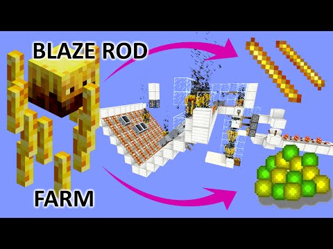 BEST BLAZE FARM for Rods & XPs (1.10)
