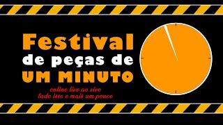 Festival de peças de um minuto - Parlapatões