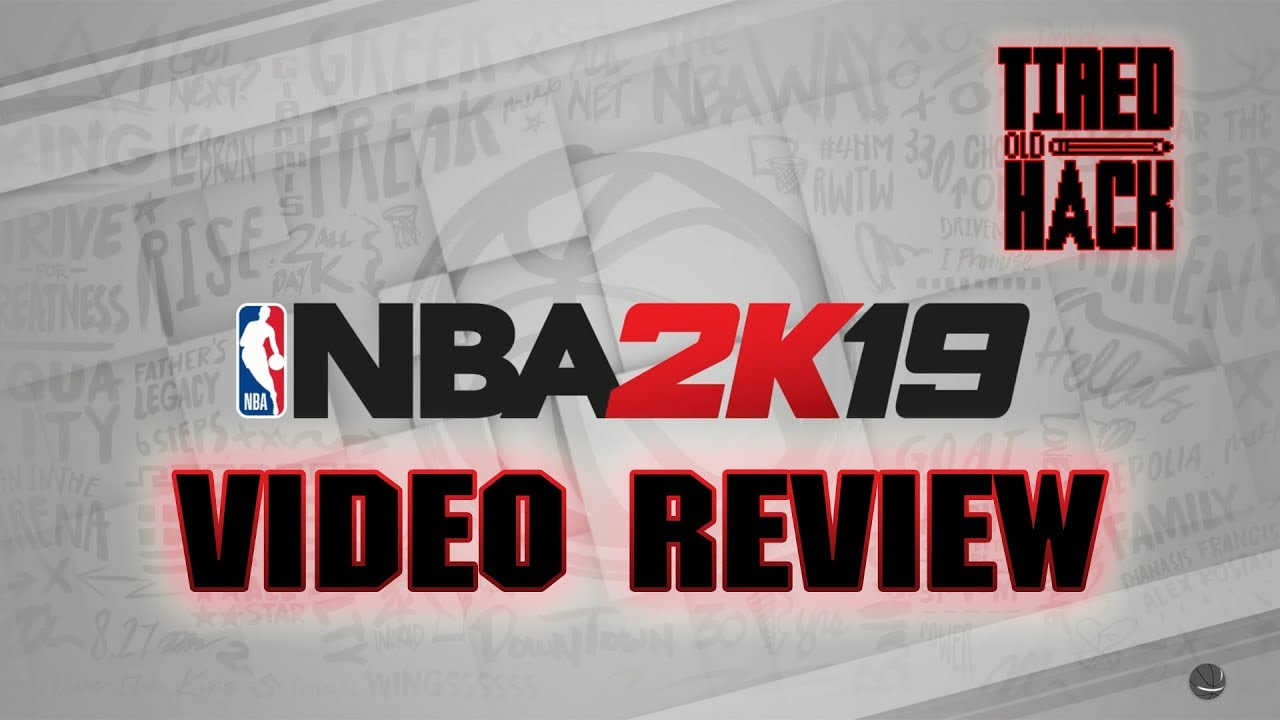 NBA 2K19 (Xbox One) review – Tired Old Hack