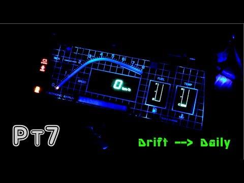 Toyota Corona - From Drift Too Daily Pt7