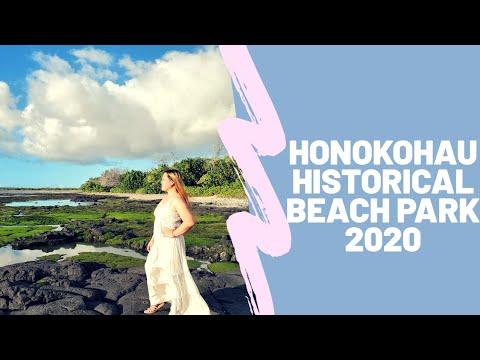 VLOG#44|Honokohau Historical Beach Park|Kailua-Kona, Big Island|#HonokohauHistoricalBeachPark