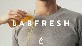 LABFRESH | The smartest t-shirt in the world