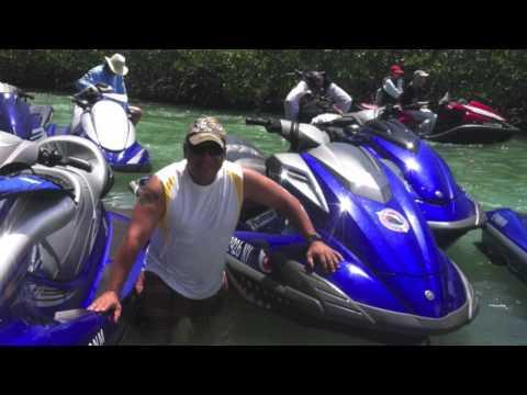 So Fla Riders Key West Jet Ski club ride 2012