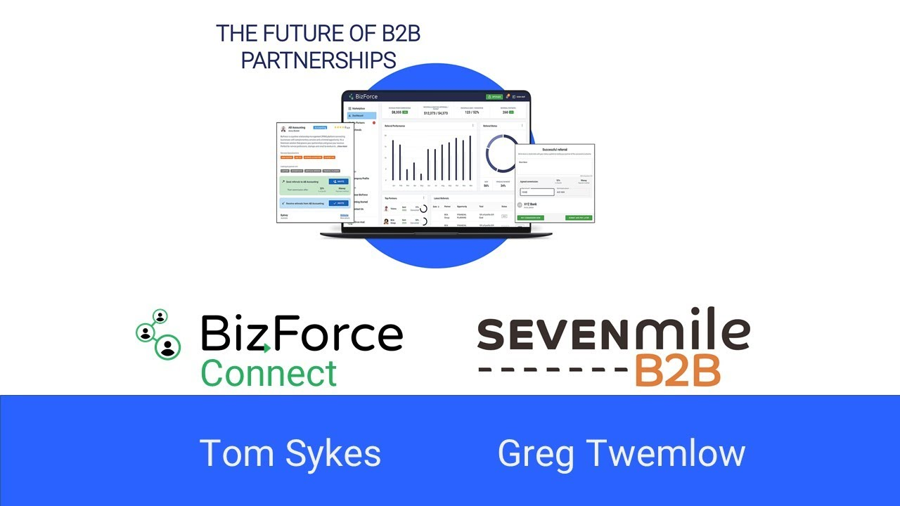 BizForce Connect - interview with Greg from SEVENmile