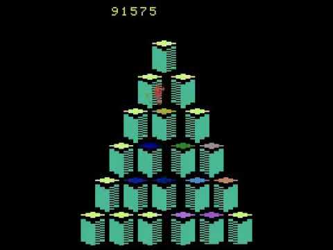 A video game-playing AI beat Q*bert in a way no one's ever seen