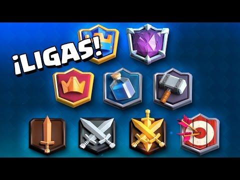 ¡LIGAS Y COFRES NUEVOS! | Sneak Peek #4 | Clash Royale con TheAlvaro845 | Español