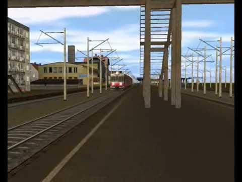 """EN57-1074 z IR 27040 """"Flisak"""" - Odjazd ze stacji: Niewiernice - TRS 2006"""