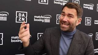 'YOU CAN NOT BEAT ME, ITS F****** IMPOSSIBLE' -EDDIE HEARN RAW! - *BARES HIS ABSOLUTE SOUL ON LIFE *