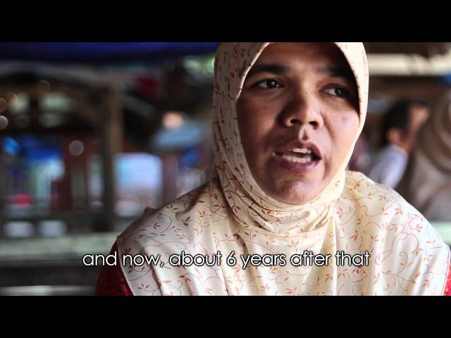 Wardah Hasyim: on Post-conflict Education Travel Video