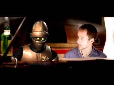 Glenn The Flying Robot Movie Trailer