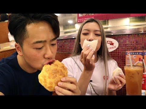 First time eating in Hong Kong! *We got SCAMMED*