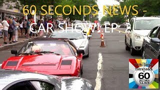 5 MILLION DOLLAR PAGANI'S! ELITE CAR SHOW EPISODE 2!! SUPER CARS ALL DAY!