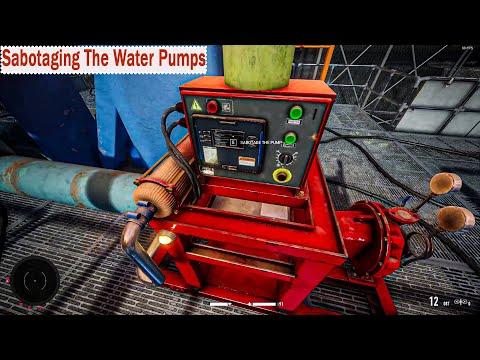 Sniper Ghost Warrior Contracts 2: Mount Kuamar: Disrupt: Sabotaging The Water Pumps |